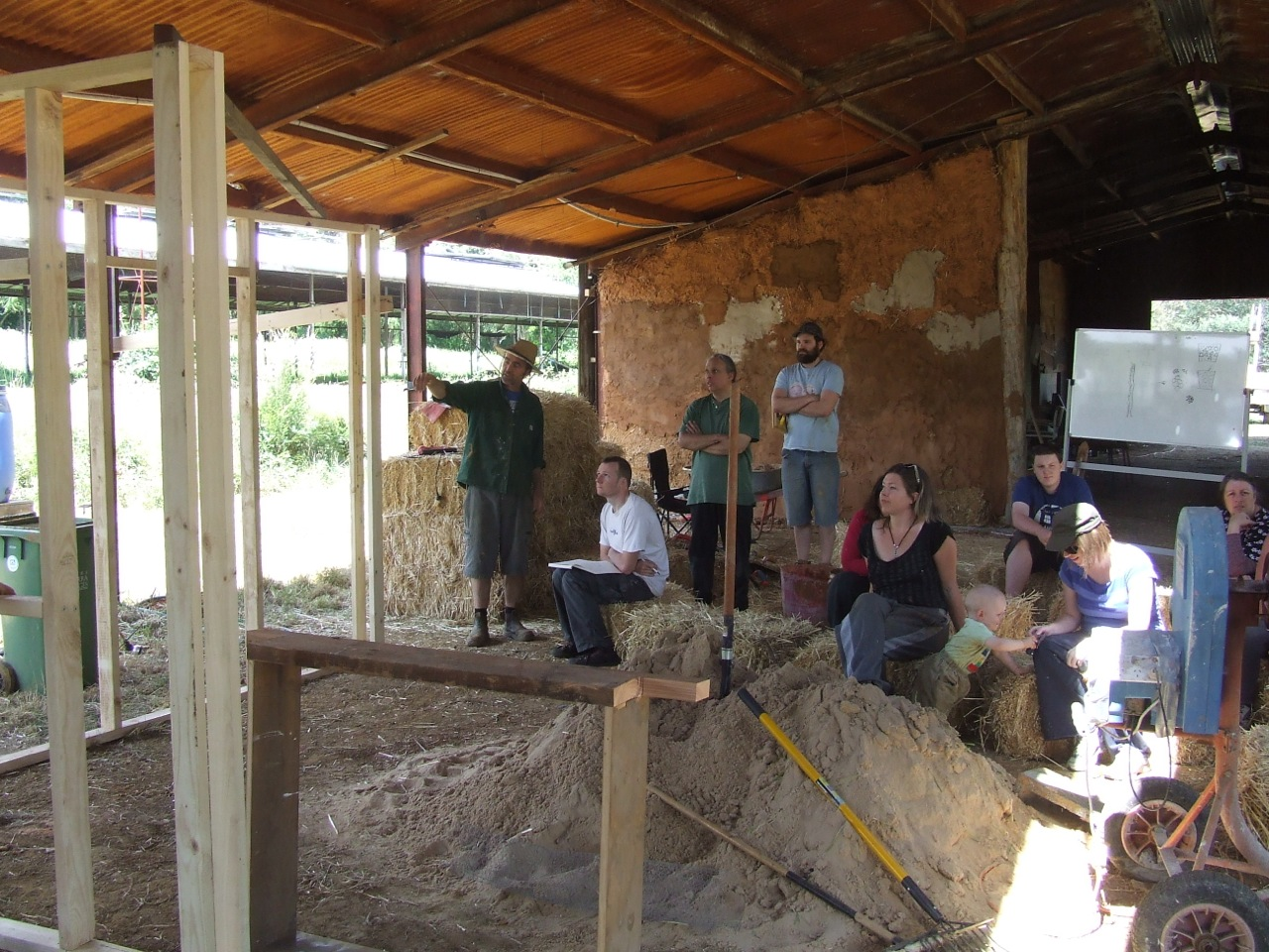 Natural Building Workshop