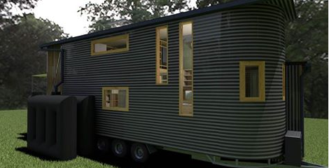 ... Finish The Tiny House Off Quickly And Easily Yourself, Or We Can Do The  Work For You. Plans And Specifications Will Also Be Available If You Want  To Do ...