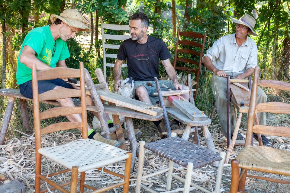 Chair Making Workshops