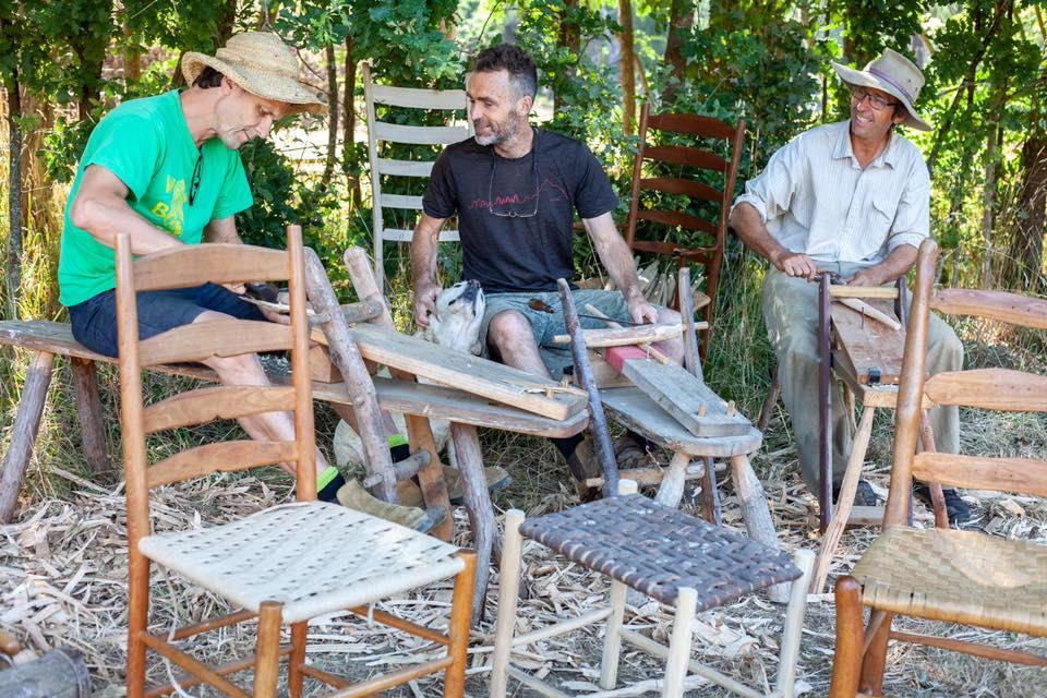 Chair Making Workshops